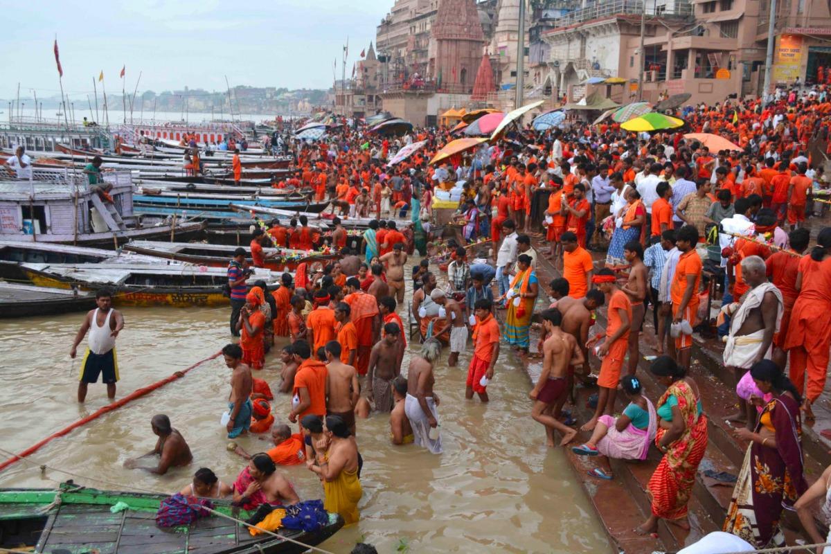 La ciudad sagrada a orillas del Río Ganges - RealTrip.travel